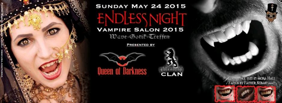 Endless Night WGT Vampire Salon 2015