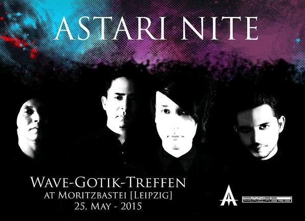 Astari Nite Wave Gotik Treffen 2015