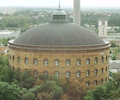 Panometer Leipzig Rabatt zum WGT 2015